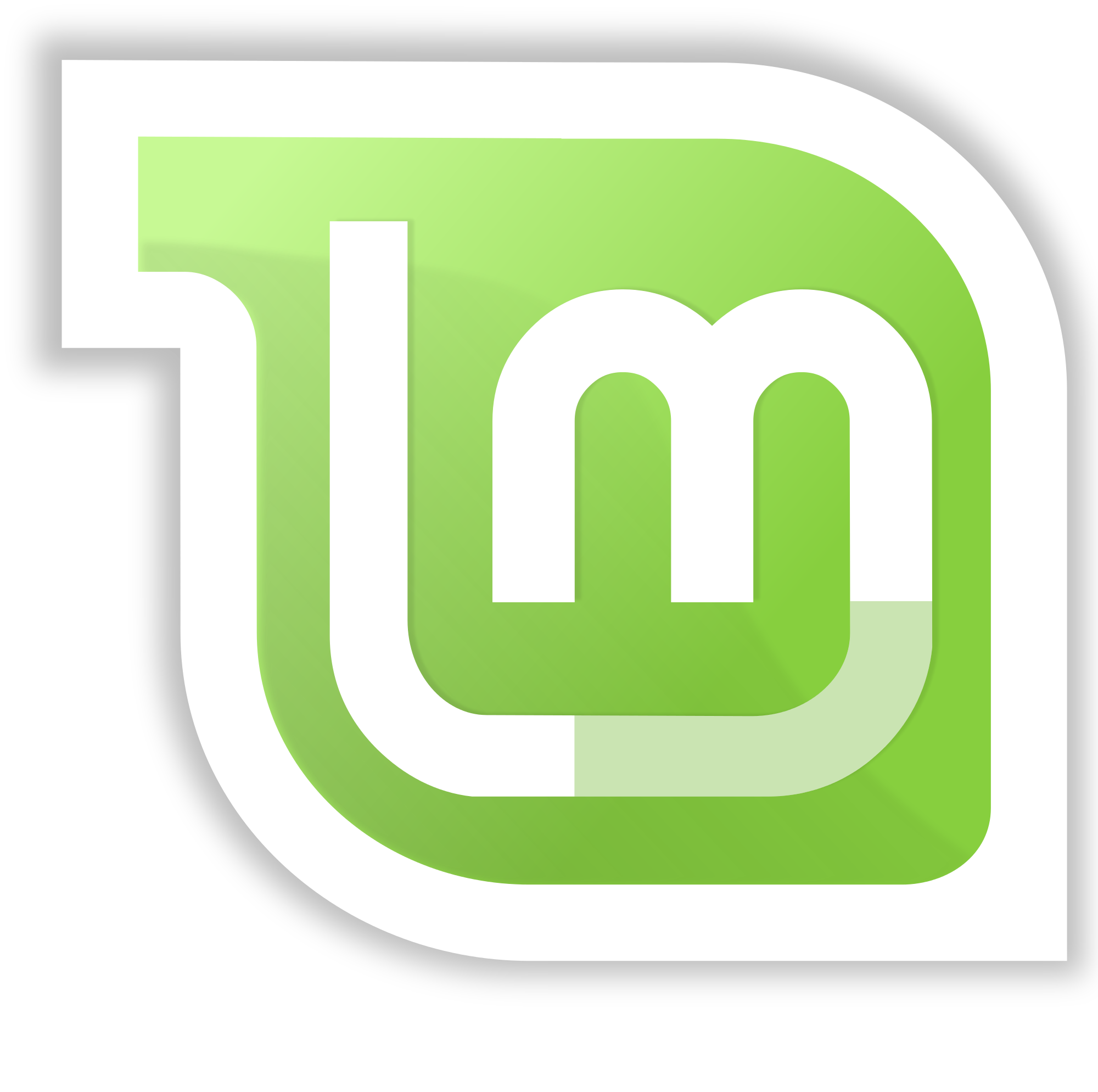 Mint logo png. File linux without wordmark