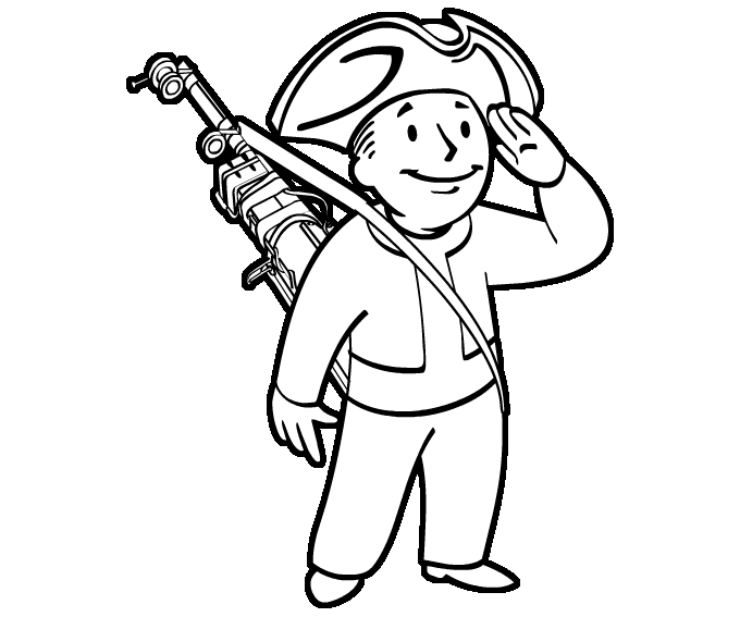 Minuteman drawing modern day. Steam community guide faction