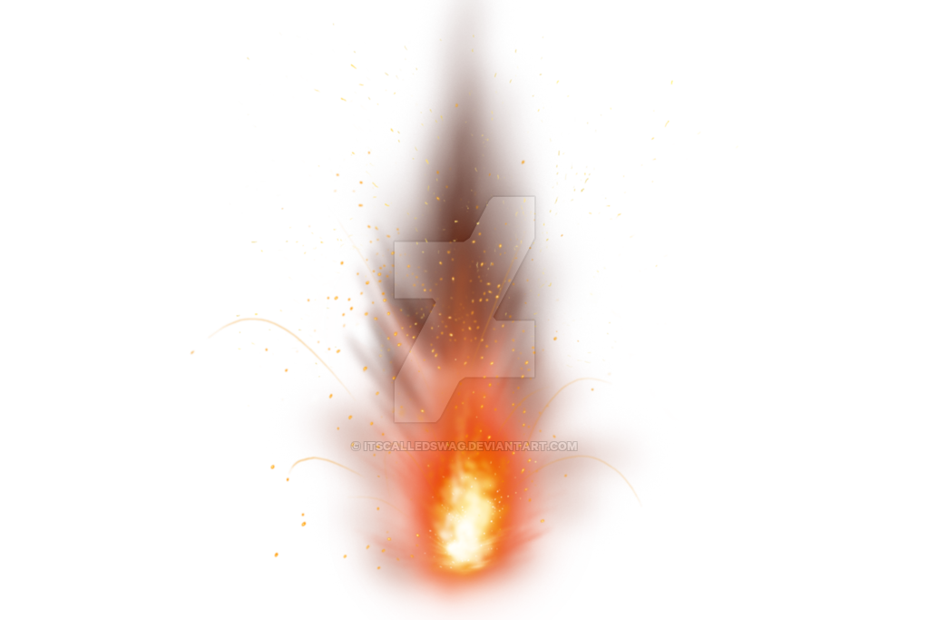 Missile fire png. Explosion by itscalledswag on