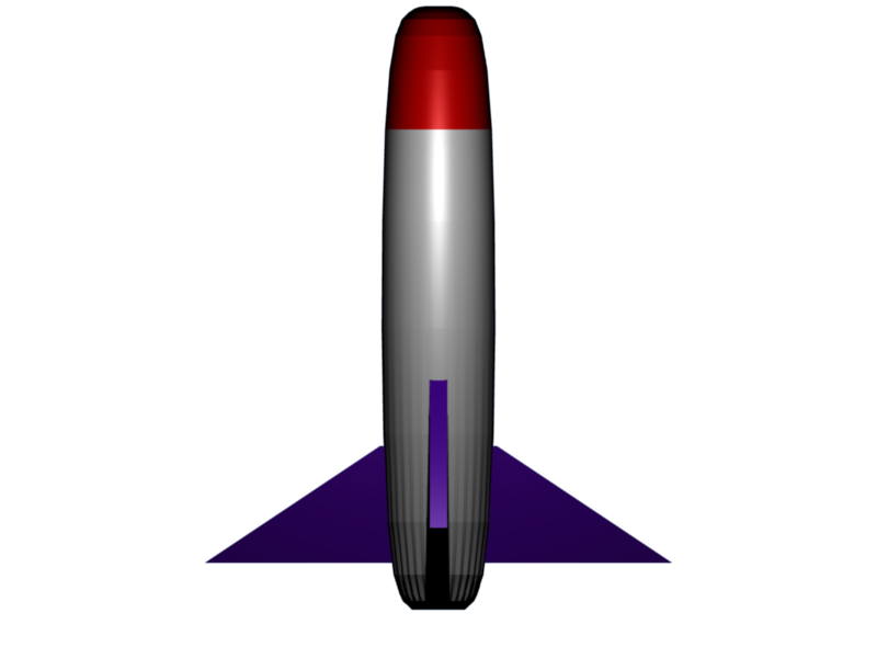 Transparent sprite missile. Re skinning the game