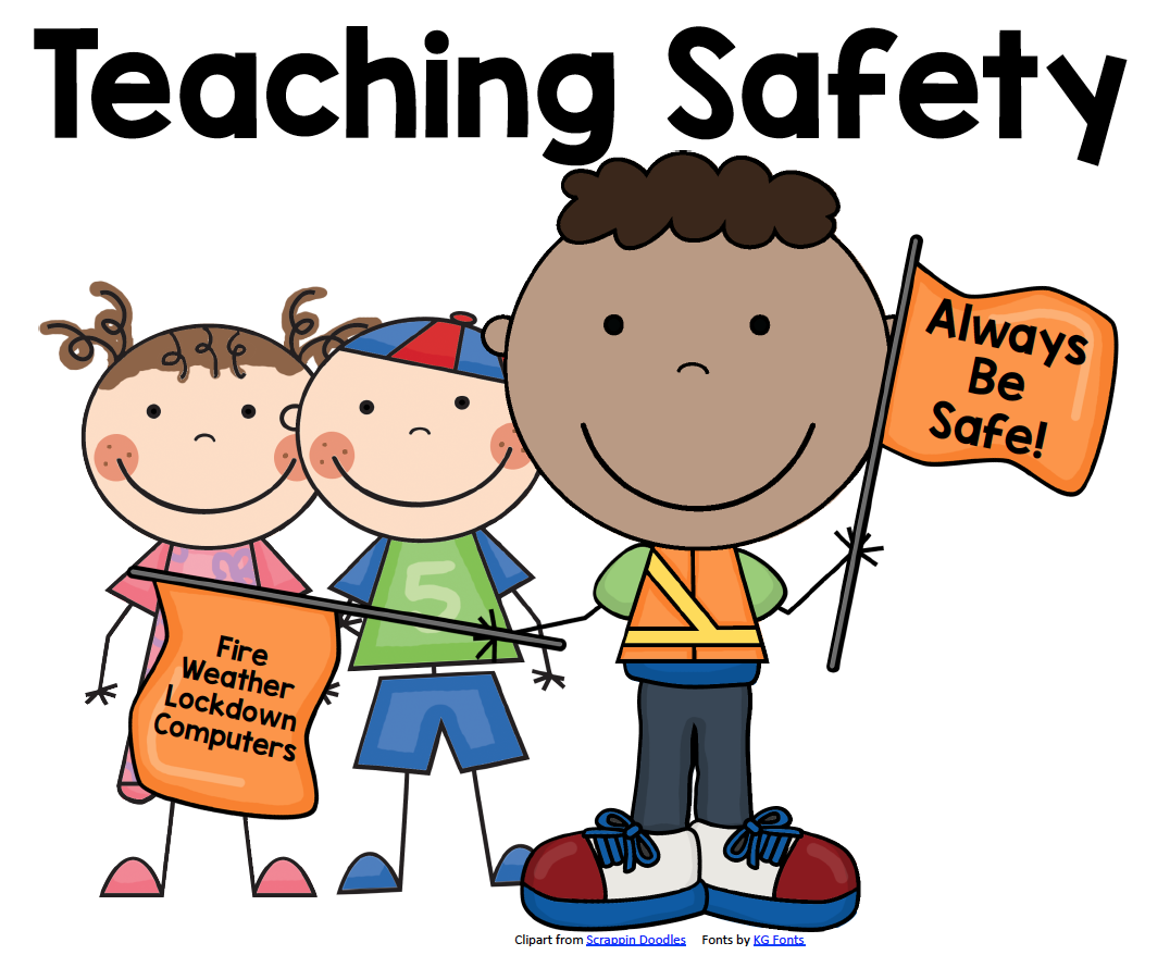 safety clipart digital