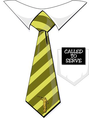 missionary clipart called to serve