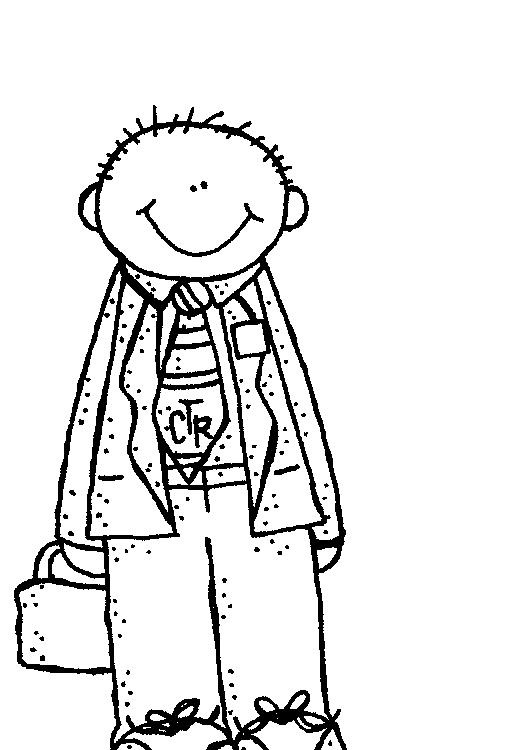 missionary clipart drawing