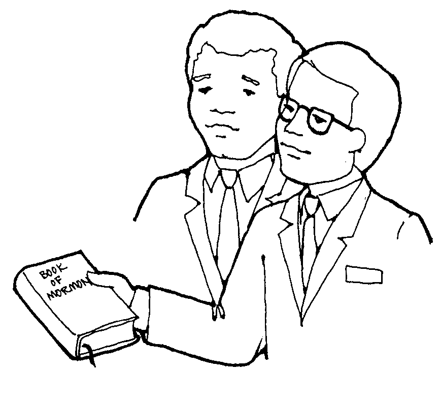 Missionary clipart missionary lds. Work