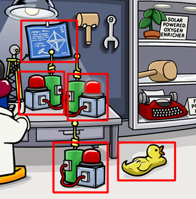 Missions clipart spy mission. Club penguin and seek
