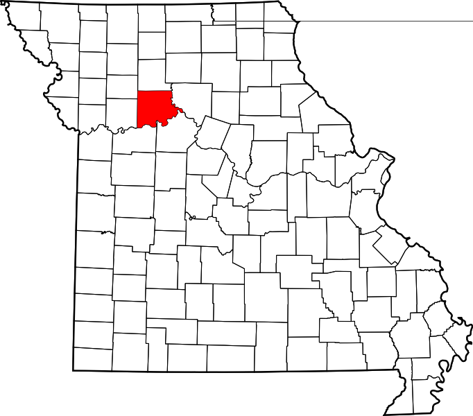 Missouri state outline png. File map of highlighting