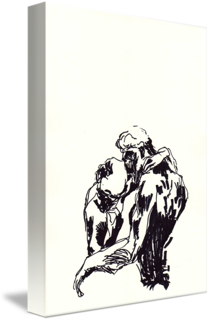Mist drawing marker. At rodin expo by