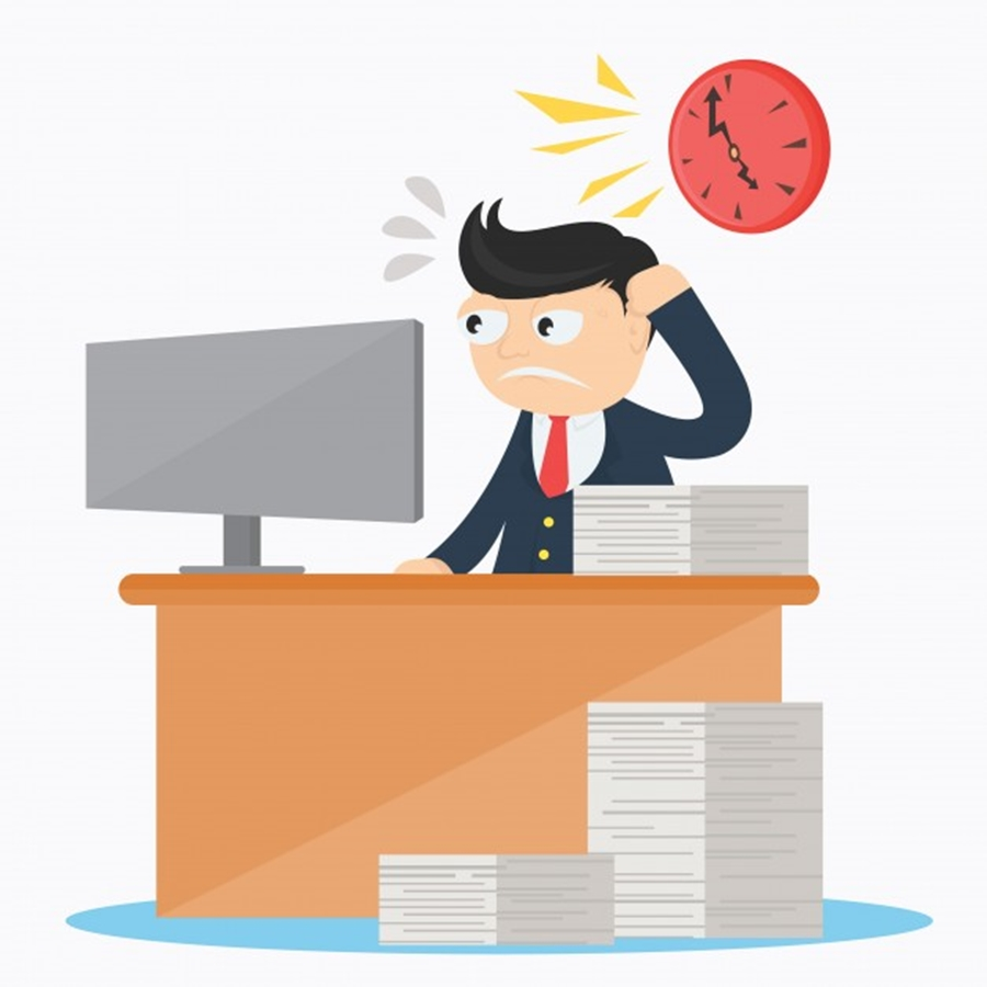 Mistake to avoid. Time management mistakes