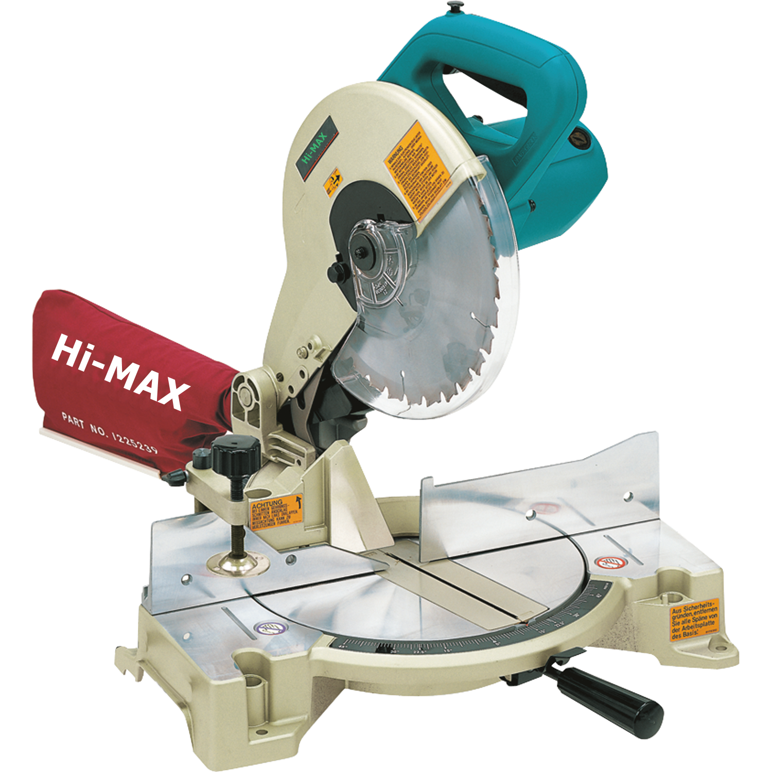 Miter saw png. Himax mitre mm