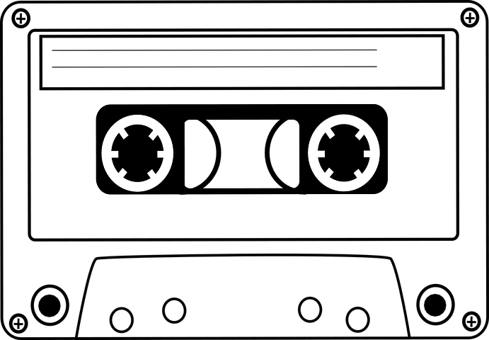 Growing up in the. Mixtape drawing casette tape vector library library