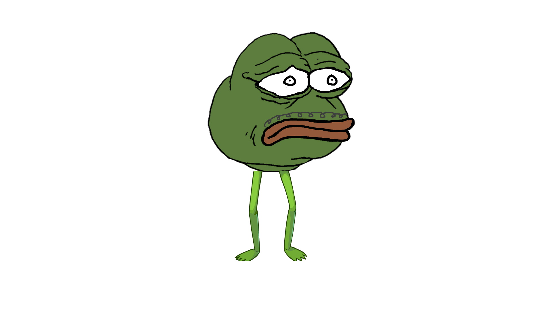 Image battle for mlg. Png pepe svg black and white stock