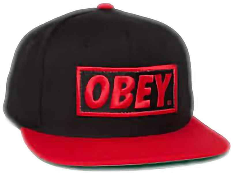 Mlg hat png. Obey transparent off clearance