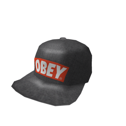 Mlg obey hat png. Original roblox