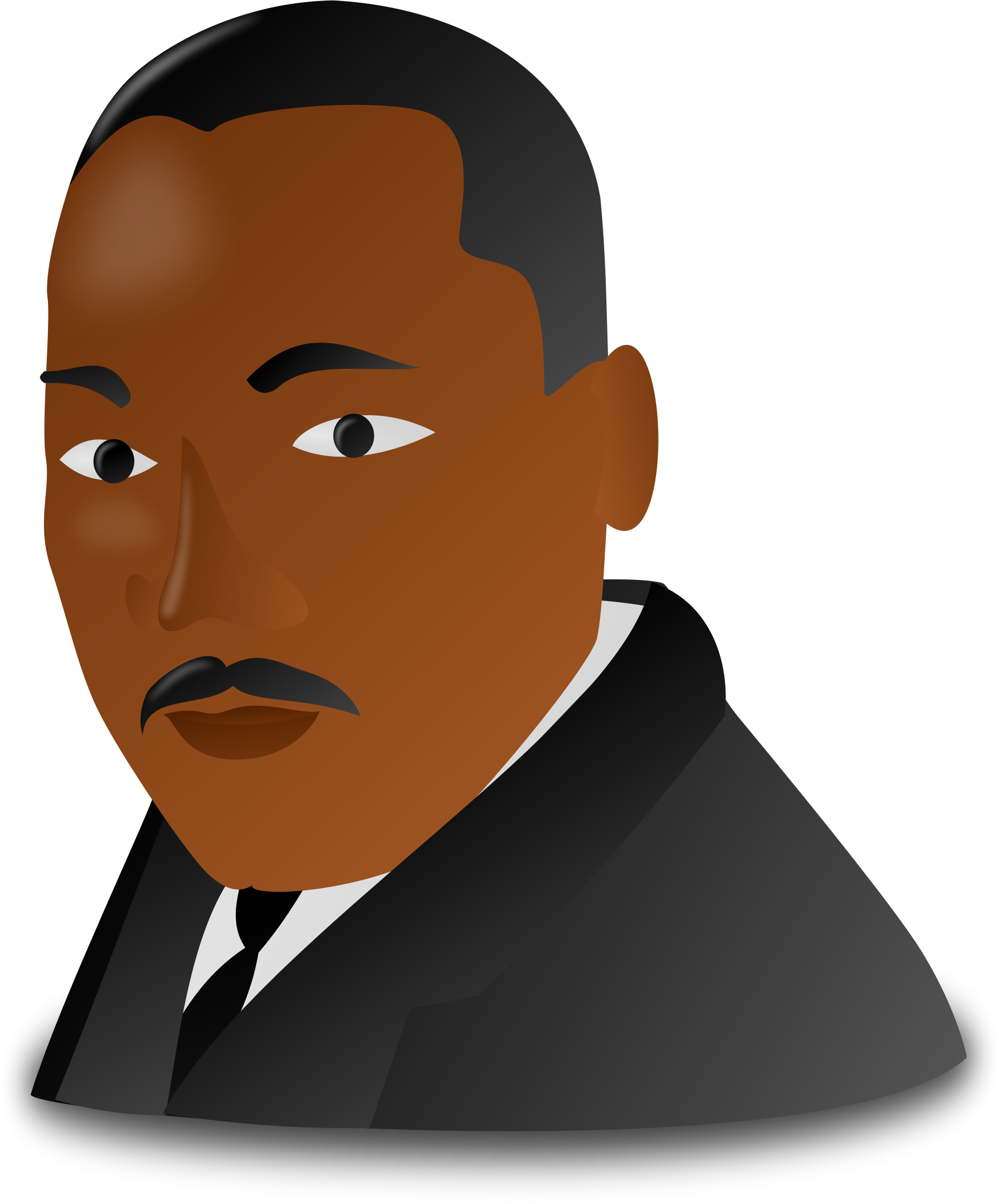 martin luther king jr png