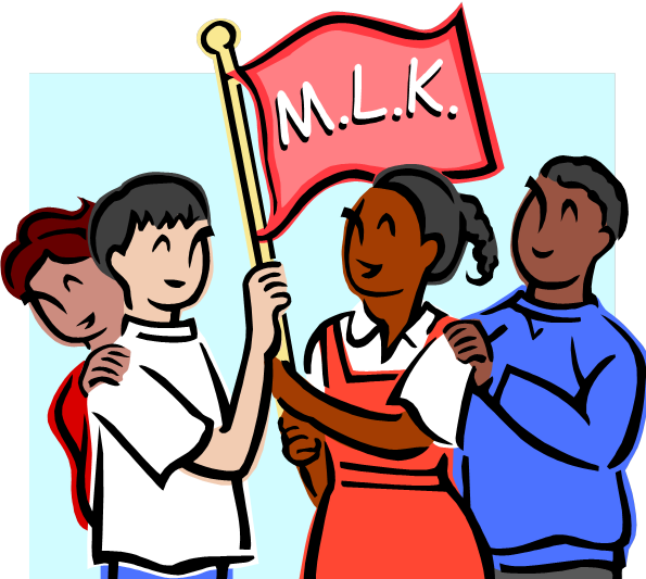 Mlk clipart wordle. Online learning myths the
