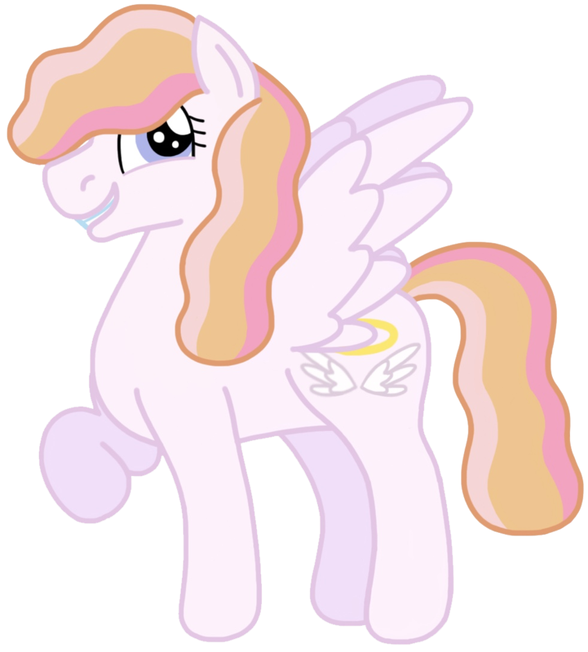 Mlp angel mud png. Next generation by kindheart
