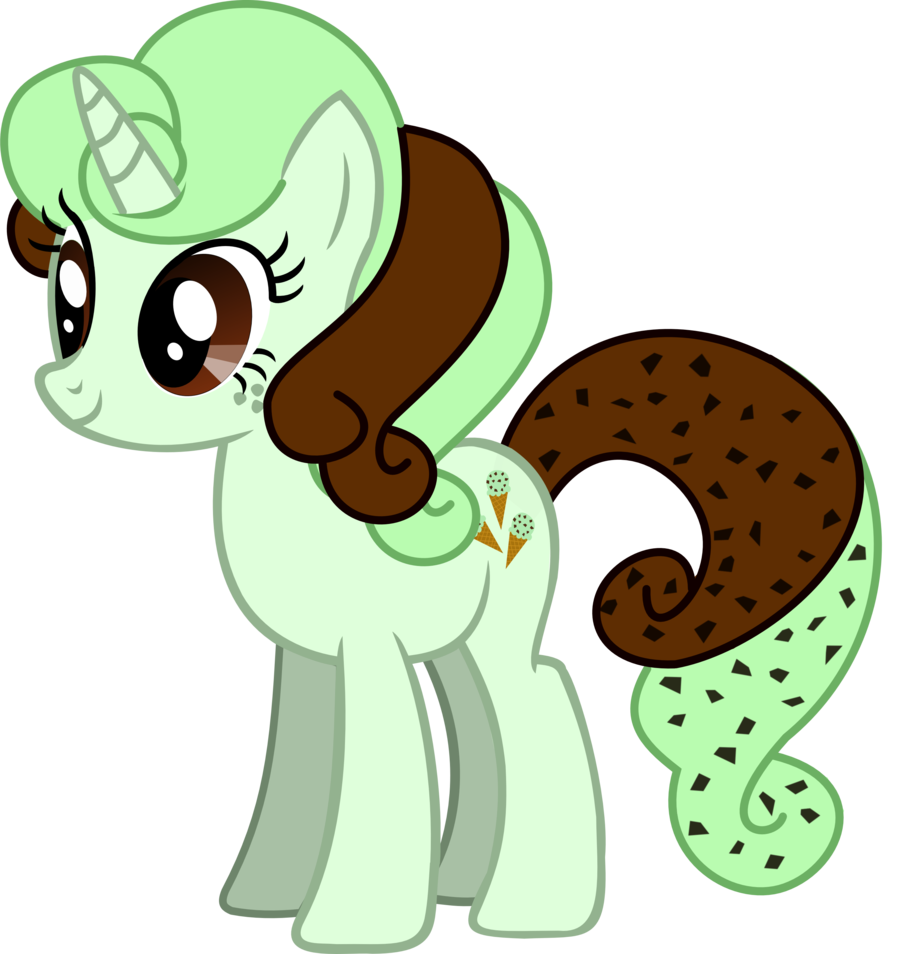 Mlp chips png. Oc critiques minty chip