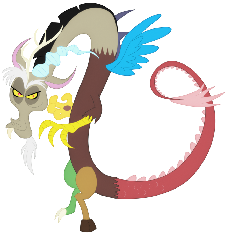 my little pony discord png