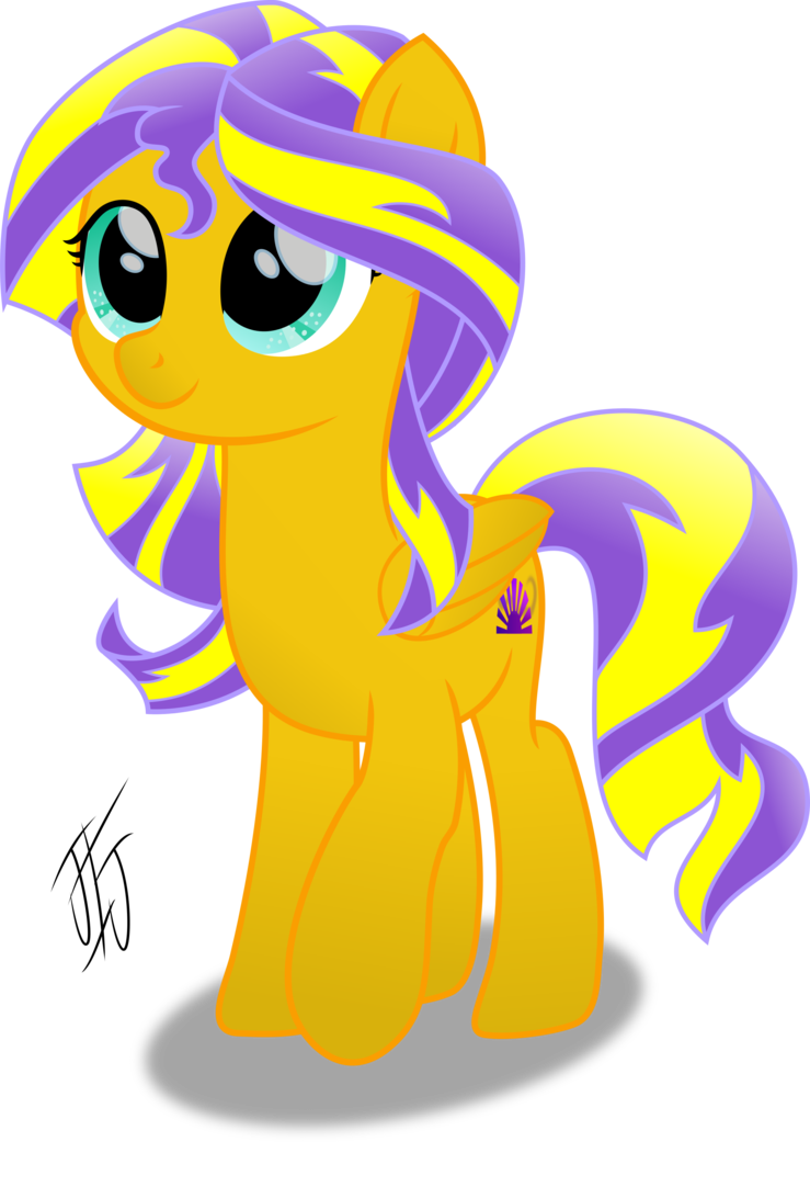 Mlp sunrise png. Move style beauty by