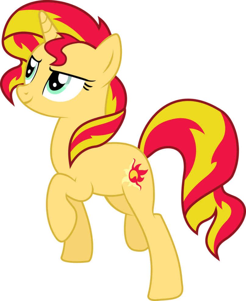 Mlp wiki confused png. Sunset shimmer villains fandom