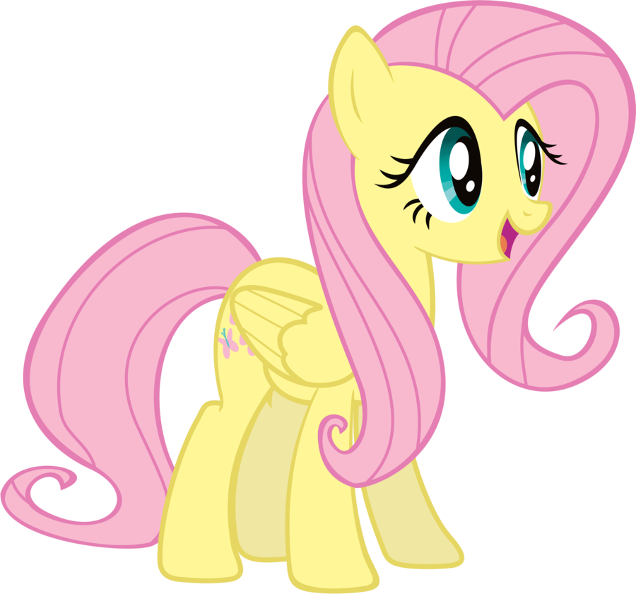 Mlp wiki confused png. Image fluttershy ponymon dawn