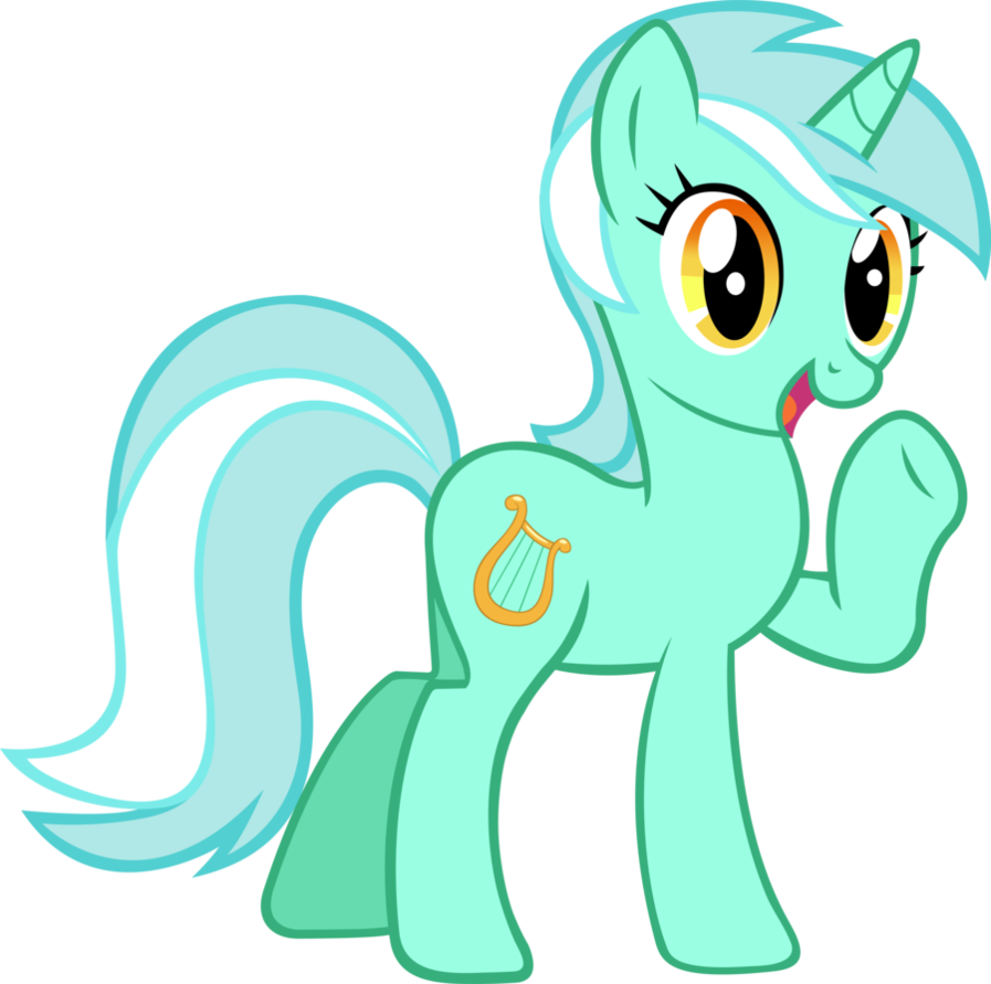 Mlp wiki confused png. Lyra my little pony