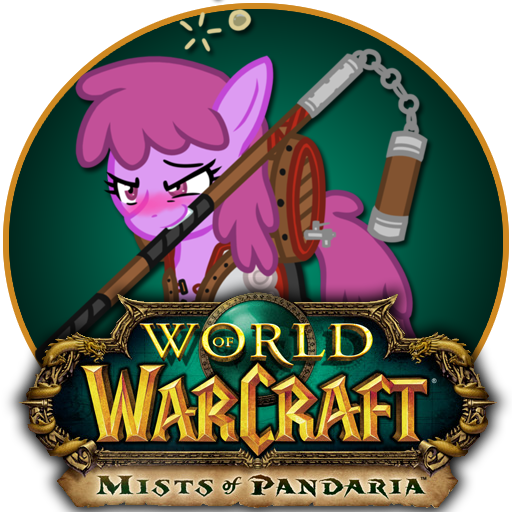 Mlp wow png. A drunk monk eh