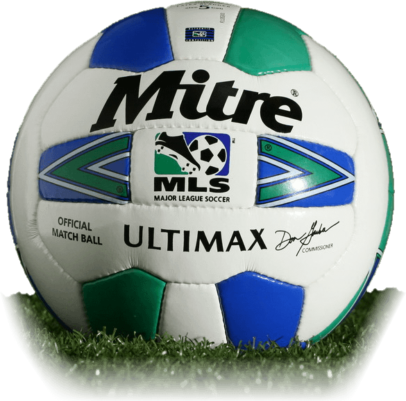 Mls soccer ball png. Official game balls from