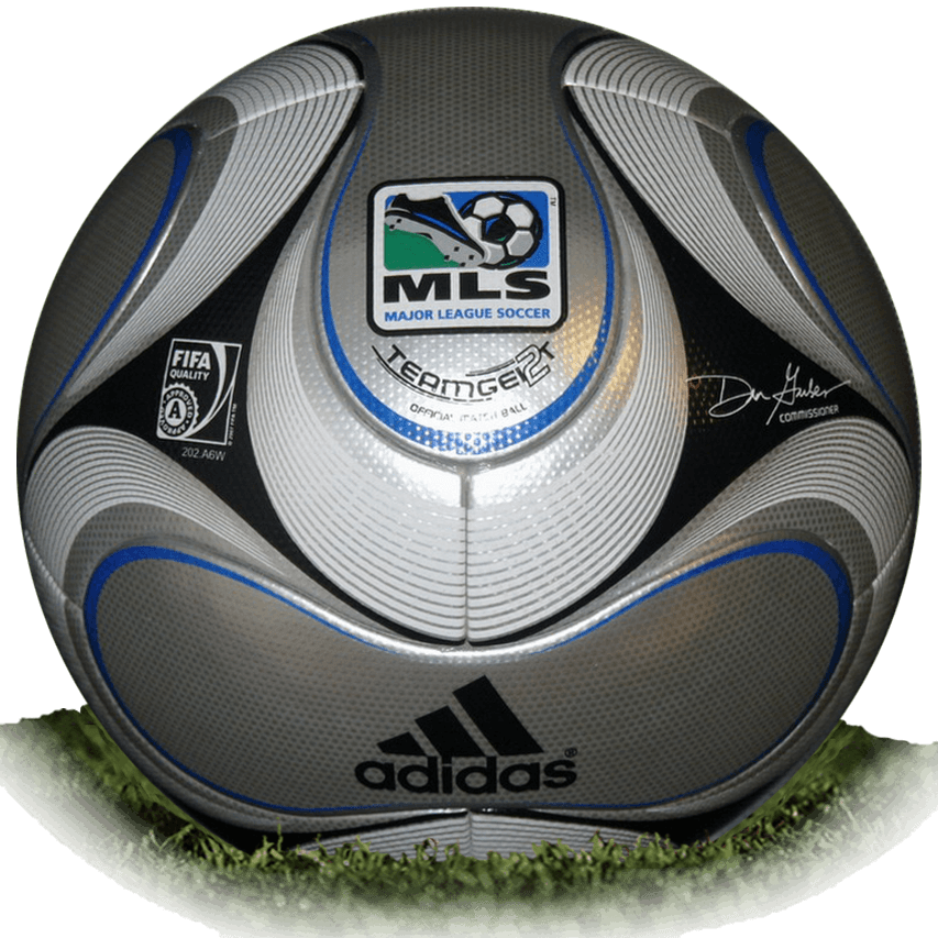 Mls soccer ball png. Teamgeist final is official