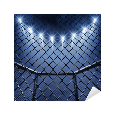 Mma cage png. And floodlights sticker pixers