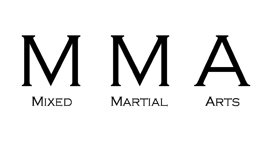 Mma vector fighter. Logo png transparent image