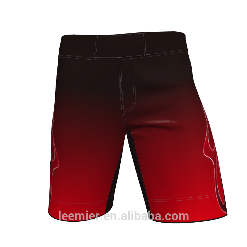 Mma vector short. China training fight manufacturers