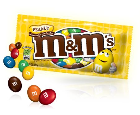 M&ms logo png. Image product peanutmms m