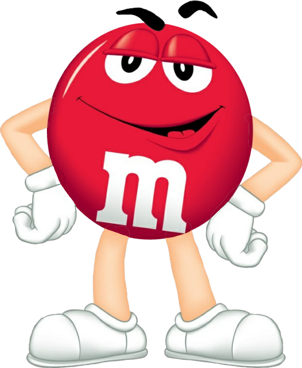 M and m png