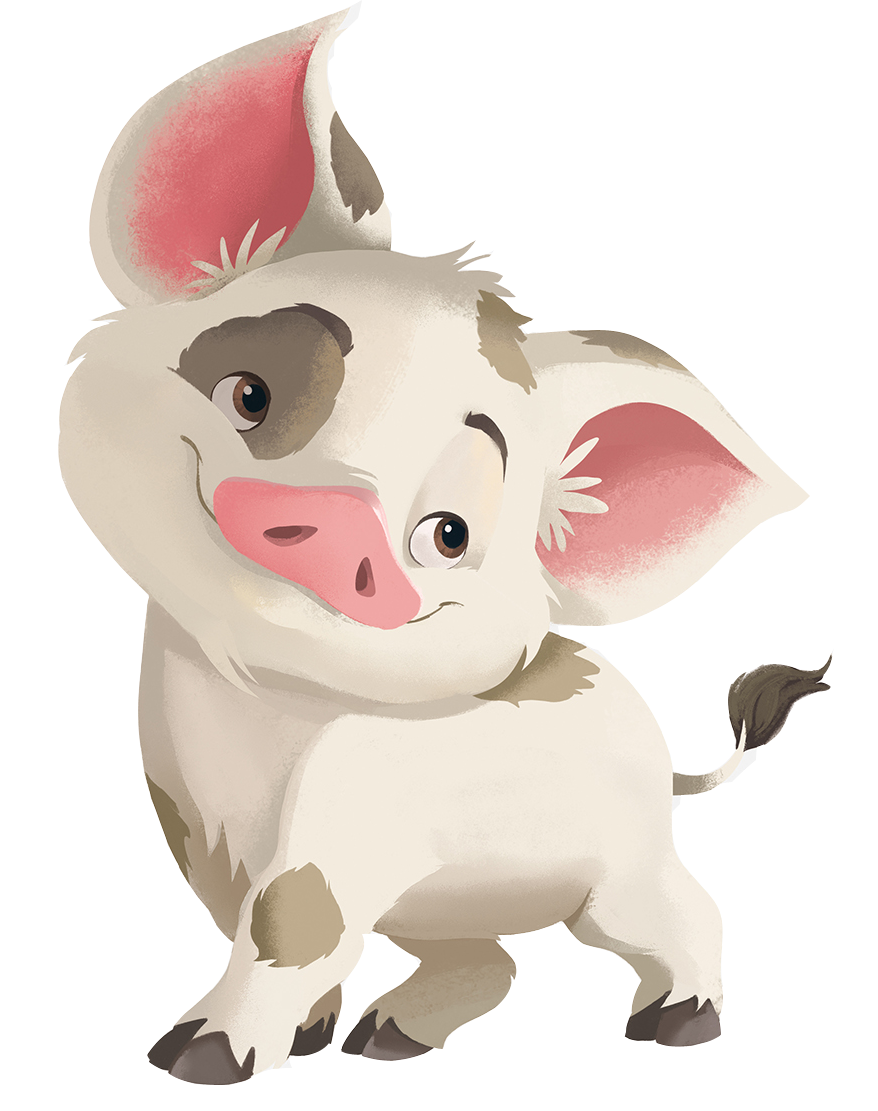 Drawing moana concept. Baby clipart png image