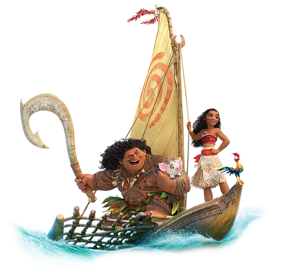 Drawing moana sailboat. Picture images hd free