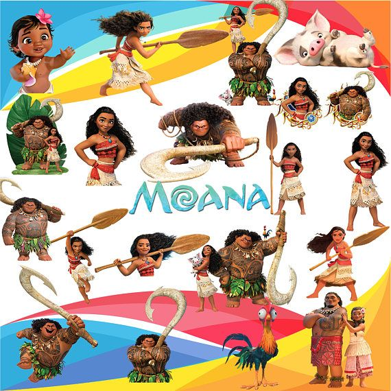 Moana Character Animal Disney Transparent & PNG Clipart Free