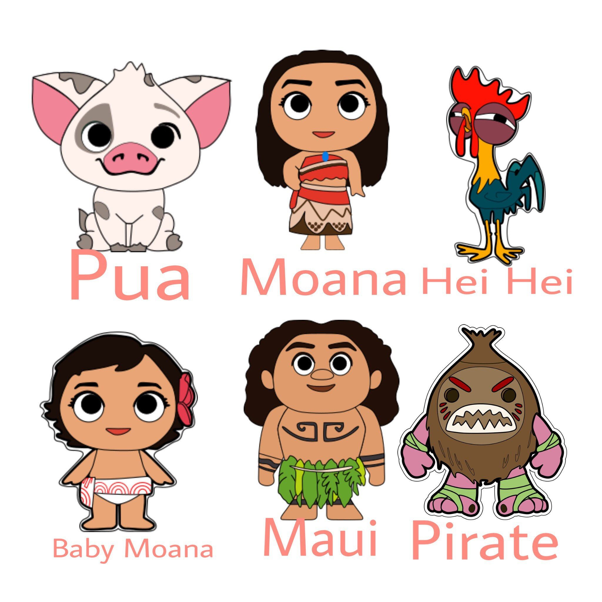 Pin by alejandra valenzuela. Moana clipart printable baby vector black and white download