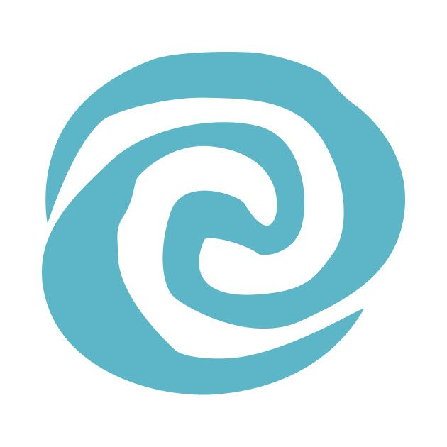 Moana clipart spiral. For the two vanilla
