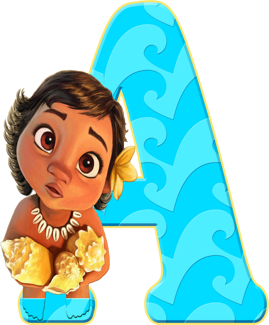 Moana letters png. A pics pinterest and