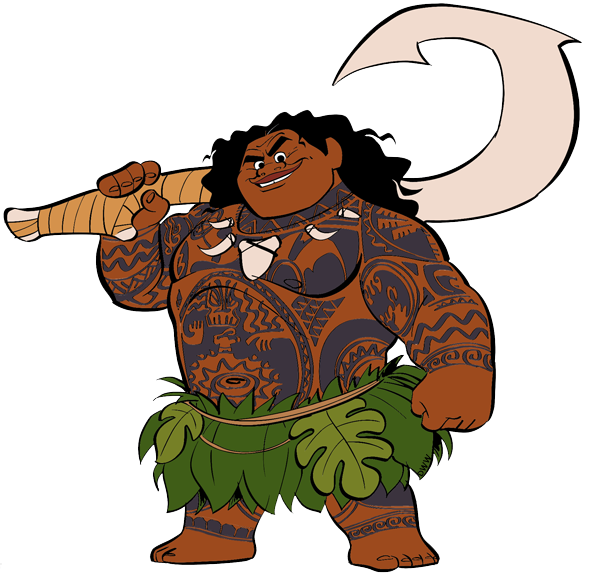 Drawing moana family. En esta publicaci n