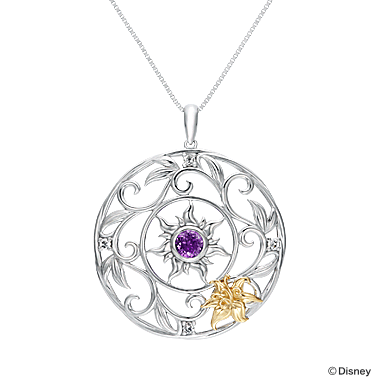 Ursula necklace png. Tangled kay uno disney