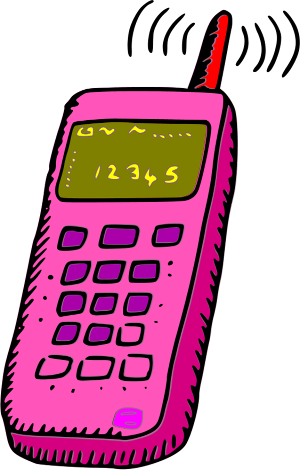 Cells clipart phoneclip art. Image of cellphone cell