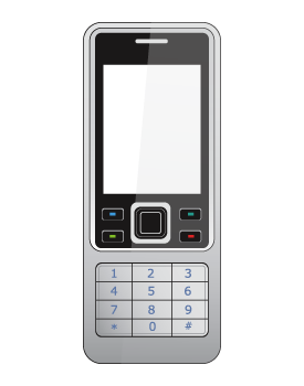 Mobile clipart cell phone. Free clip art web