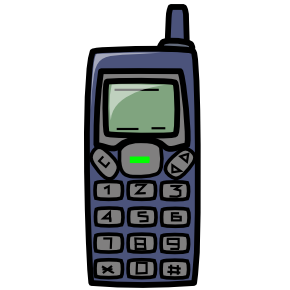 Mobile clipart satellite phone. Free cliparts download clip
