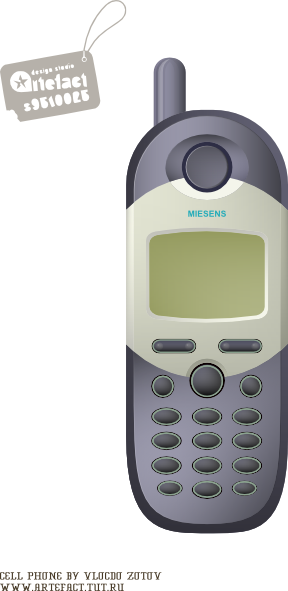 Mobile clipart satellite phone. Cell clip art at