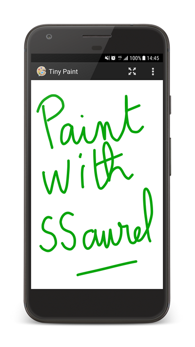 Mobile drawing keep it simple. Learn to create a