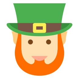 Mobile leprechaun png. Icon free download and