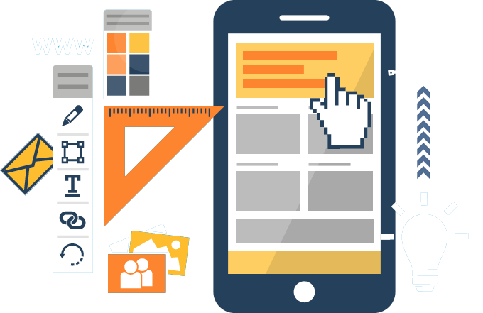 Mobile Website Designing Services Company India