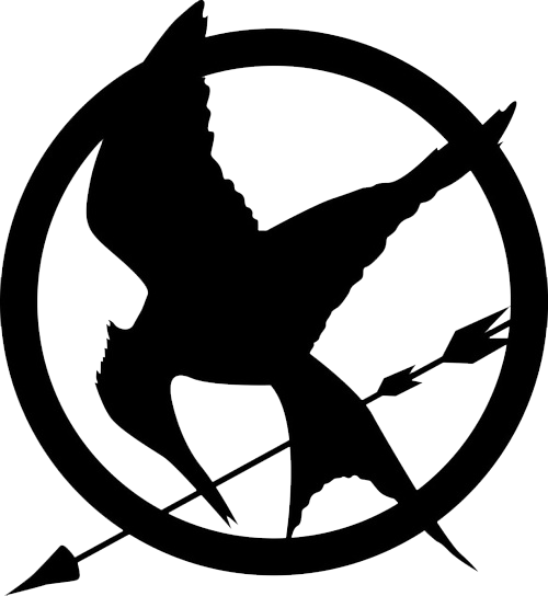 Mockingjay clip. Png by spaarksfly on